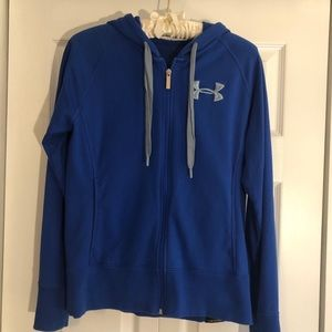 Under Armour Zip Up - Small